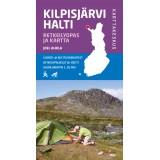 Kilpisjärvi Halti Retkeilyopas ja kartta