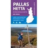 Pallas Hetta Retkeilyopas ja kartta